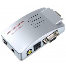 Конвертер видеосигнала VGA - TV RCA