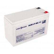 Аккумуляторная батарея LogicPower AGM LPM-MG 12-7Ah