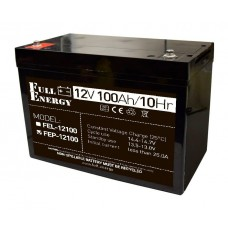 Аккумуляторная батарея Full Energy FEP-12100