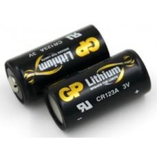 Батарейка GP CR123A 3V