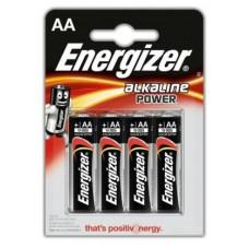 Батарейка Energizer Power LR6 АА