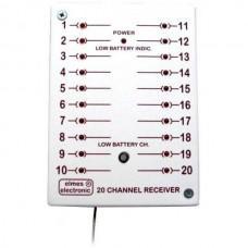 CH20HR (Приемник радиосигнала 20-каналов)