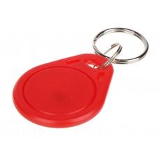 Mifare ключ-брелок 1К (красный)