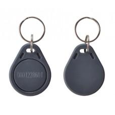 Mifare ключ-брелок 1К (серый)