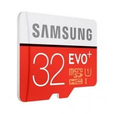 Карта памяти microSDHC 32GB Samsung EVO Plus UHS-I