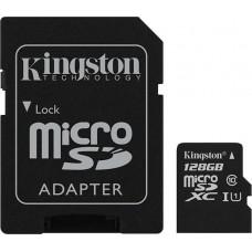 Карта памяти 128GB Kingston