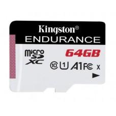 Карта памяти Kingston Endurance SDCE/64GB