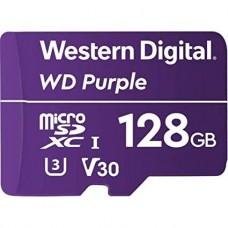 Карта памяти microSDXC 128GB UHS-I WDC