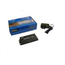Видео Splitter HDMI HDSP 1x2