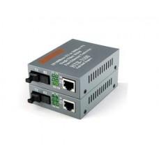 Медиаконвертер HTB-3100A-25Km