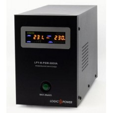 UPS LogicPower B-PSW-500VA+