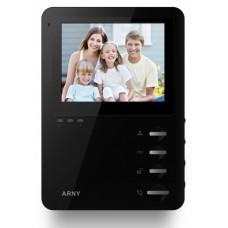 Видеодомофон Arny AVD-410M (чёрный)