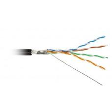 Кабель OK-Net FTP КППЭ-ВП (100) 4х2х0,51
