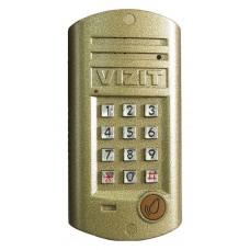 Блок вызова домофона VIZIT БВД-314RCP