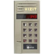 Блок вызова домофона VIZIT БВД-343RCPL